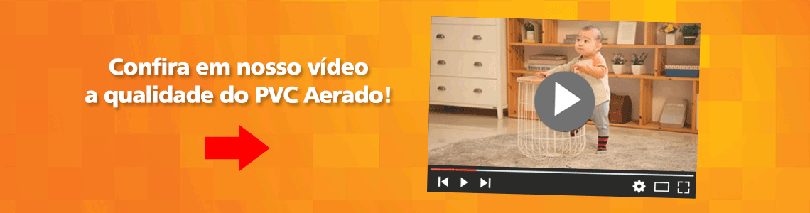 Vídeo PVC Aerado