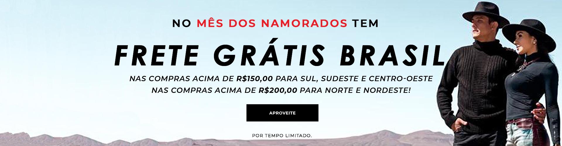 Namorados 2021 - Frete Grátis Brasil*