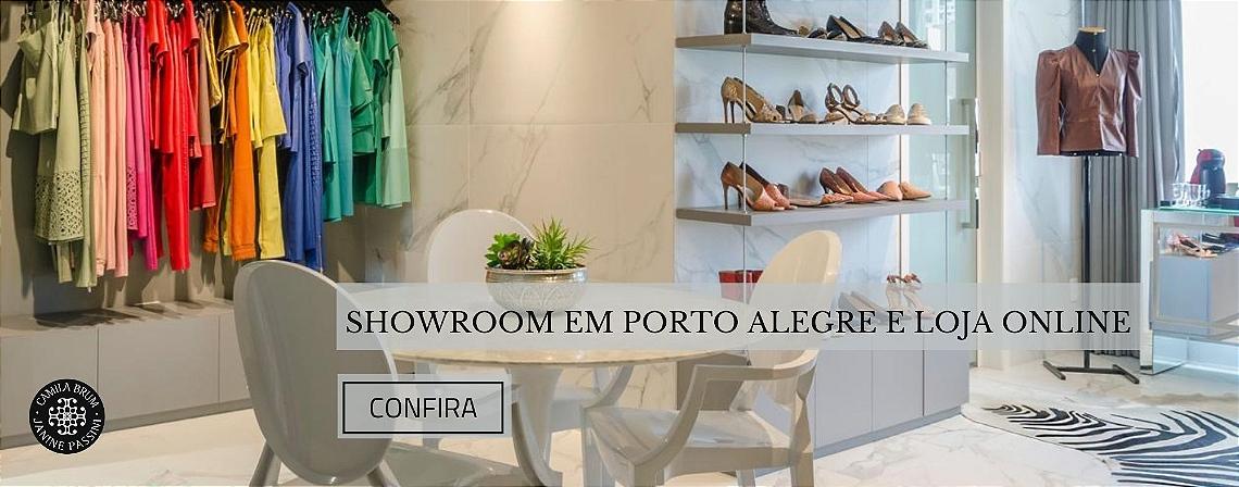 Showroom colorido