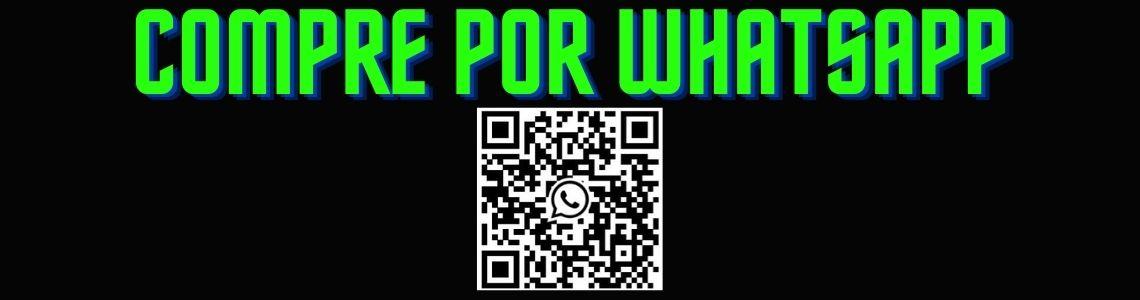 Full Banner - Whatsapp QR