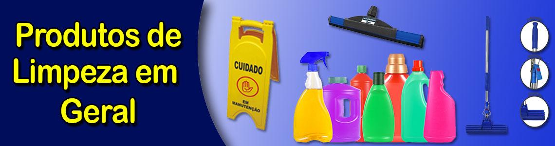 Limpeza Comercial e Residencial, produtos de limpeza