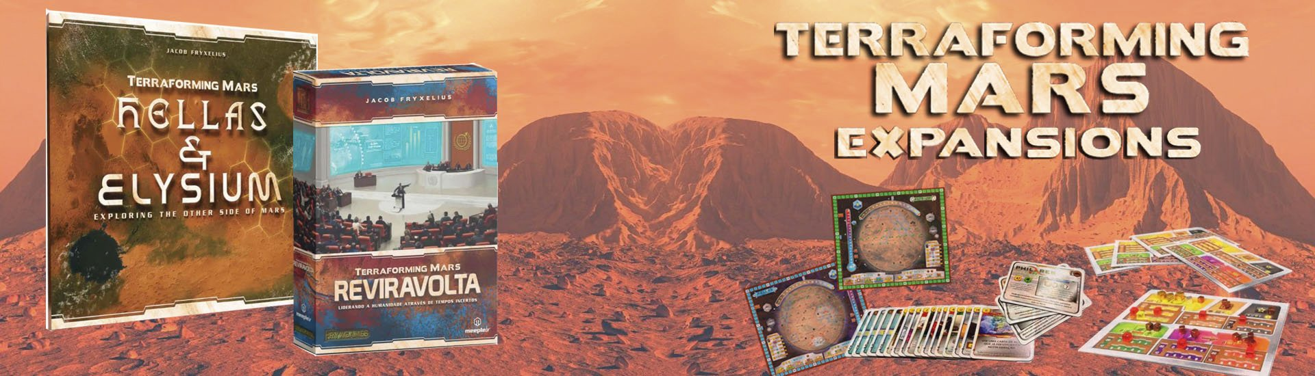 pre-venda terraforming mars
