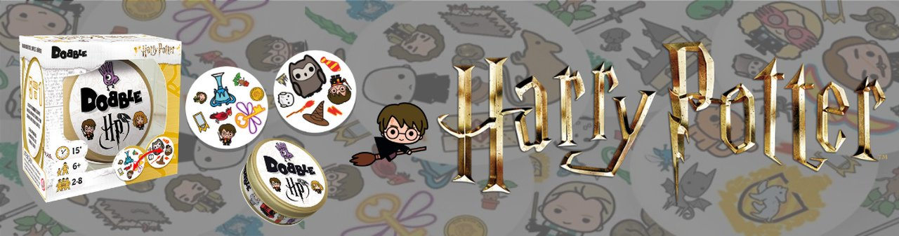 Dobble Harry Potter - Clube BG