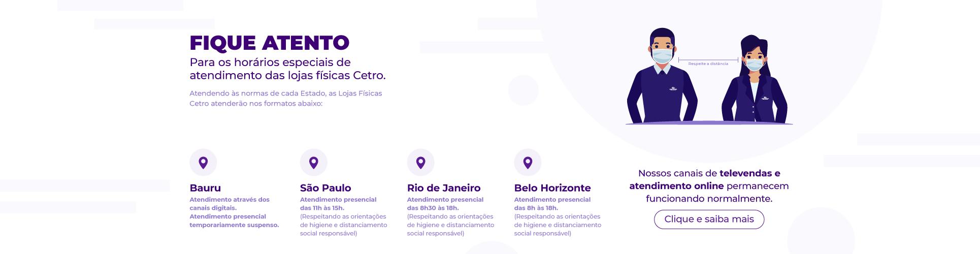 Aviso Lojas SP Junho 2020