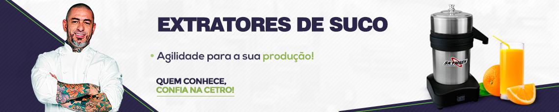 Full Banner Extrator de suco