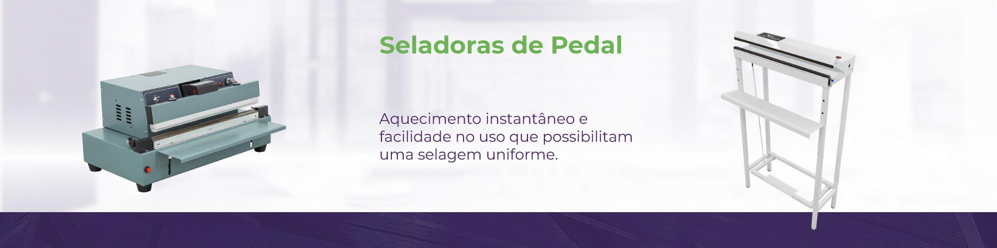 Categorias - Seladoras de Pedal