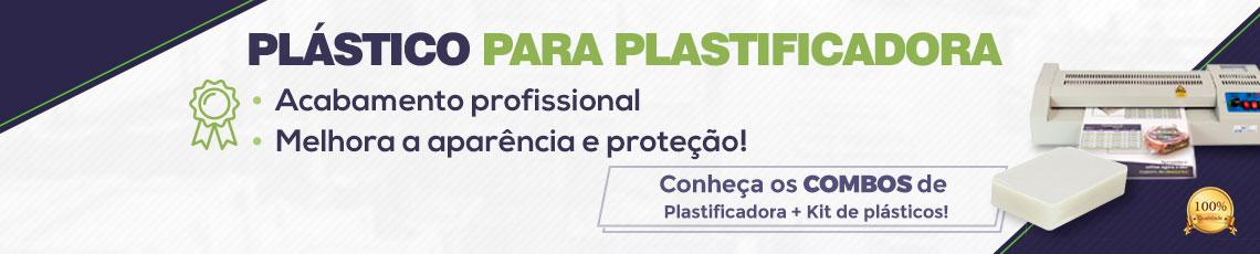 Full Banner Plástico para Plastificadora