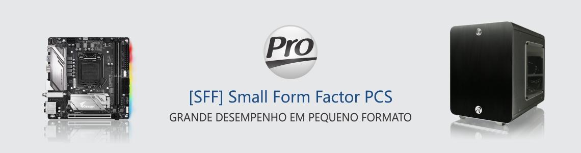 Institucional SFF PCs