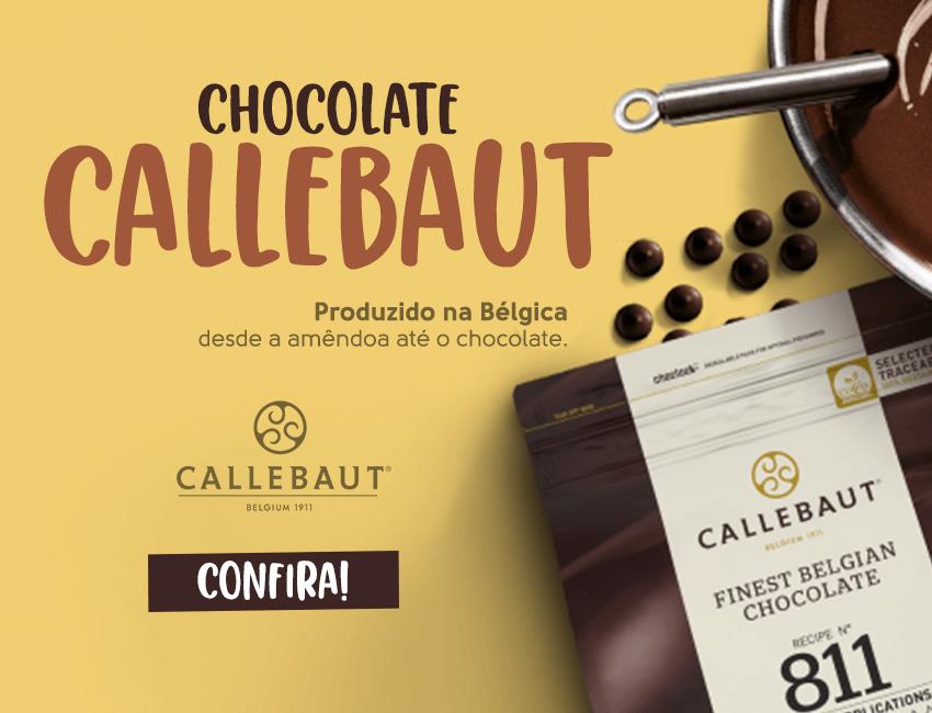 Chocolate Callebaut - Mobile