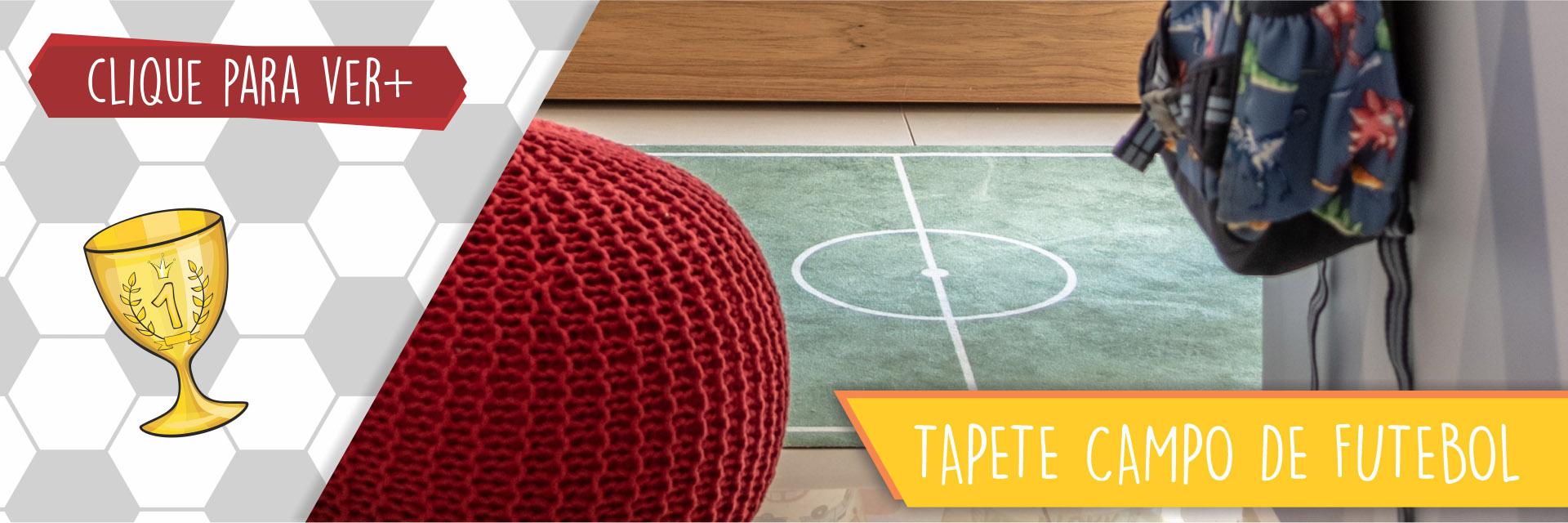 Full Banner Tapete Futebol