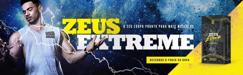 Zeus Extreme - 60 comprimidos