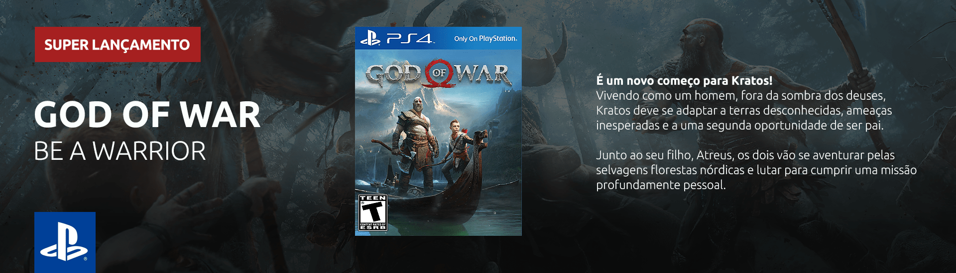 PS4 - God Of War