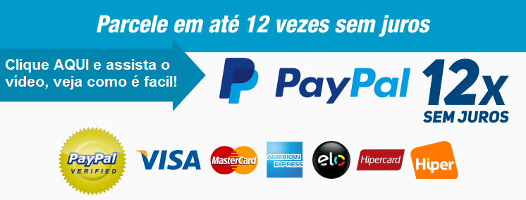paypal novo
