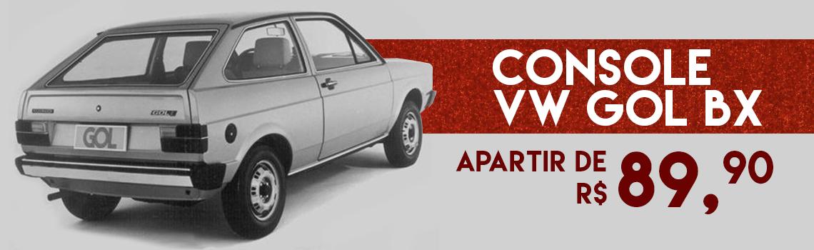 Consolte VW Gol BX