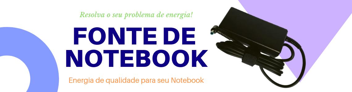 FONTE PARA NOTEBOOK