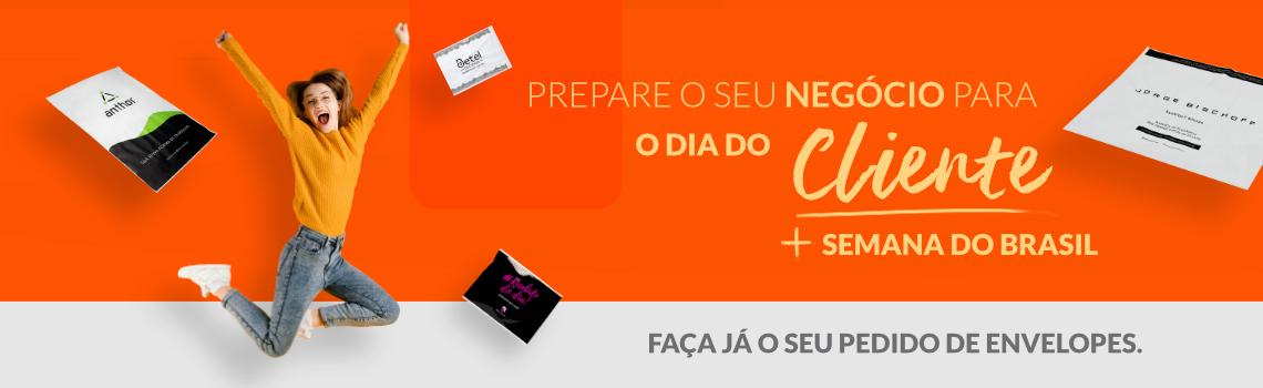 Semana do Cliente e Semana do Brasil