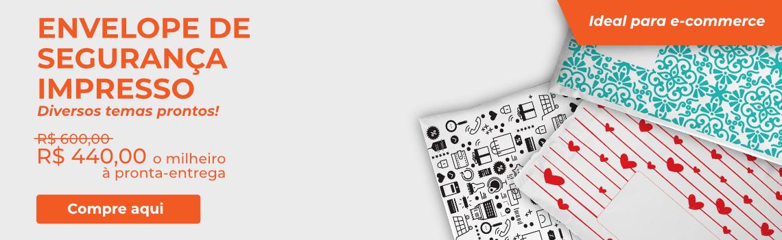 Envelope de Segurança Impresso