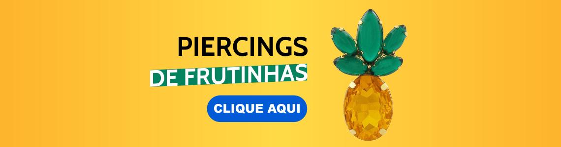 Piercings de Frutinhas