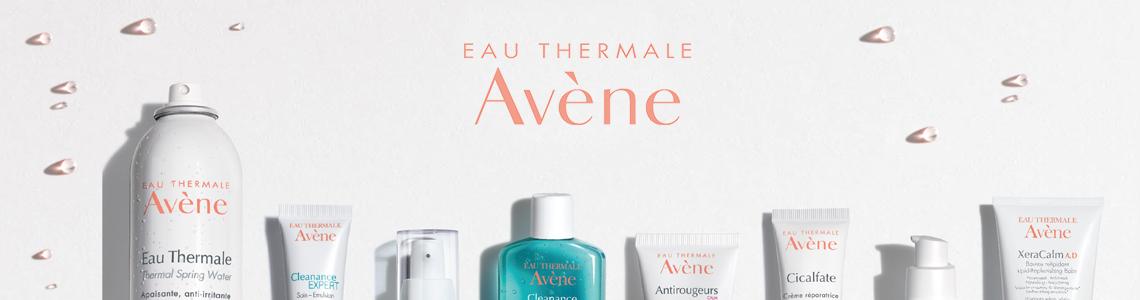 Banner Avène