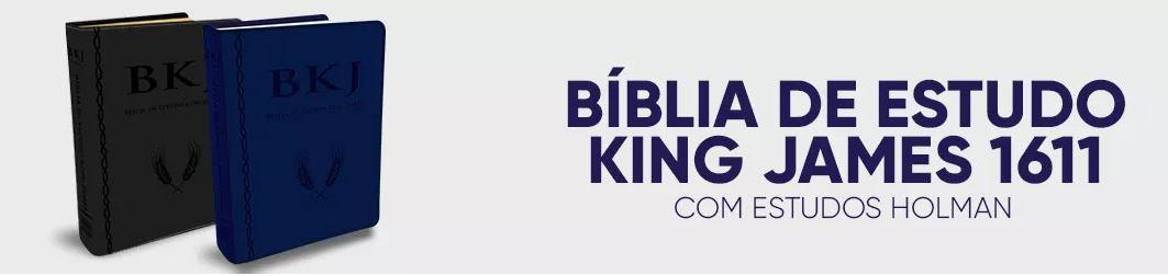 BV Books Biblia de Estudo
