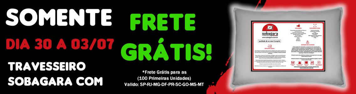 Promoção: Frete Grátis