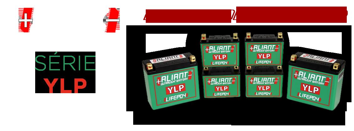 Baterias Aliant
