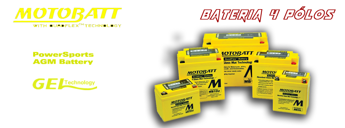 Banner Motobatt