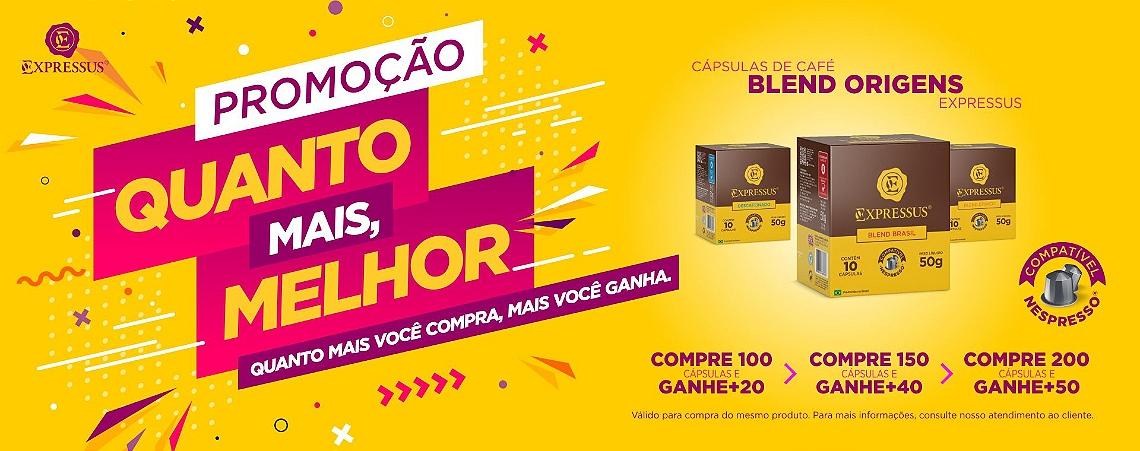 Promoção Linha Origens Brasileiras