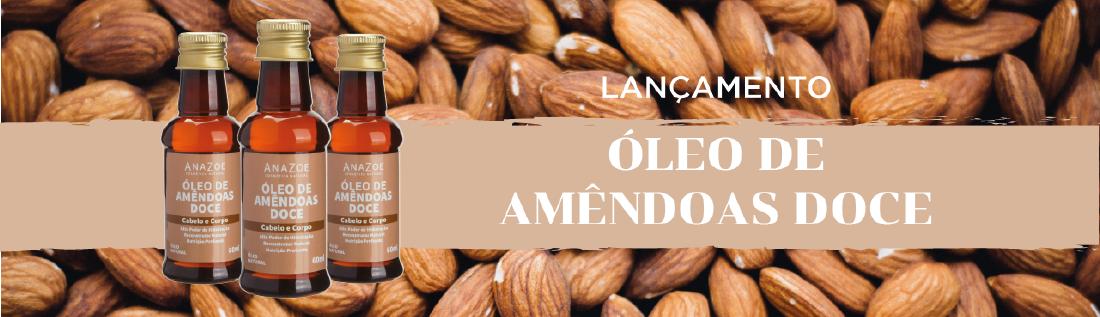 óleo de Amêndoa doce