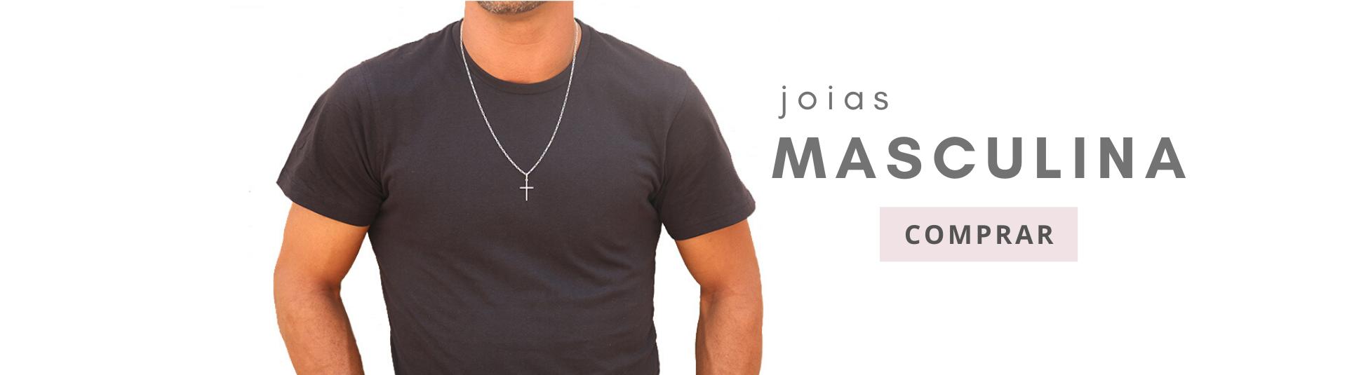 joias masculina