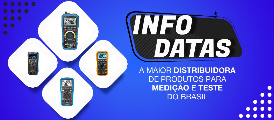 Banner Infodatas Medição