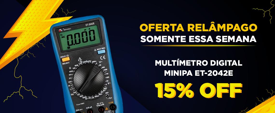 Promoção MInipa et-2042e