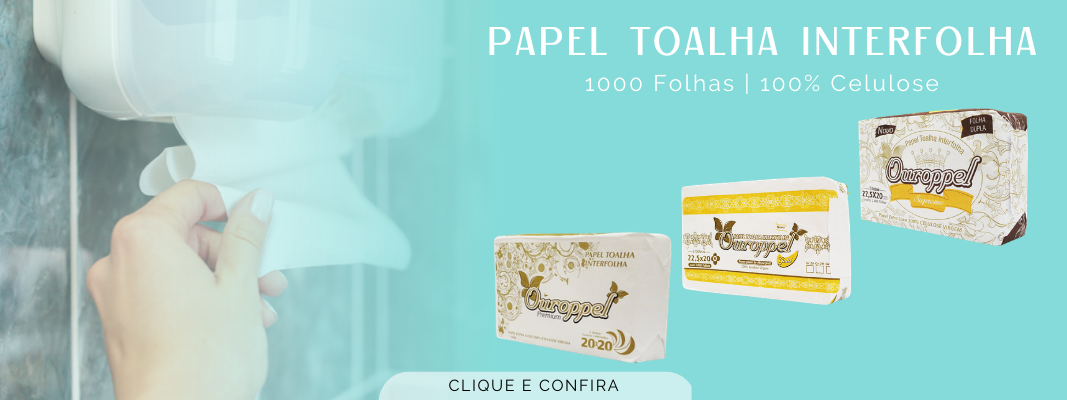 Papel Toalha Interfolha