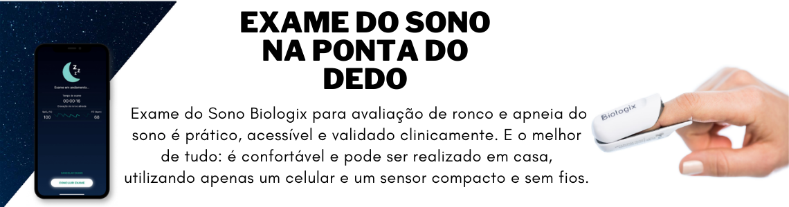 Exame do Sono MDS Biologix