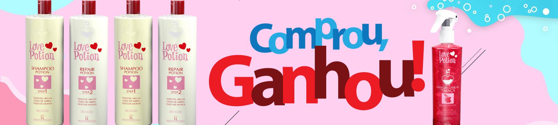 COMPROU GANHOU - REPAIR = VINAGRE