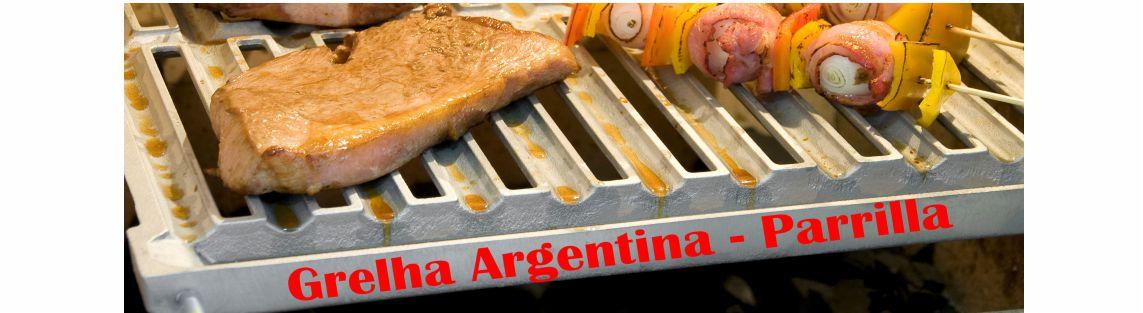 Grelha Argentina - parrilla