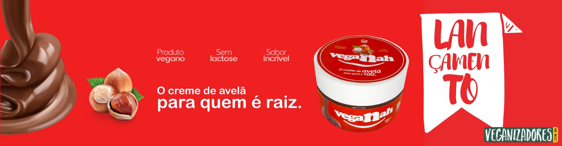 Veganah Creme de Avelã