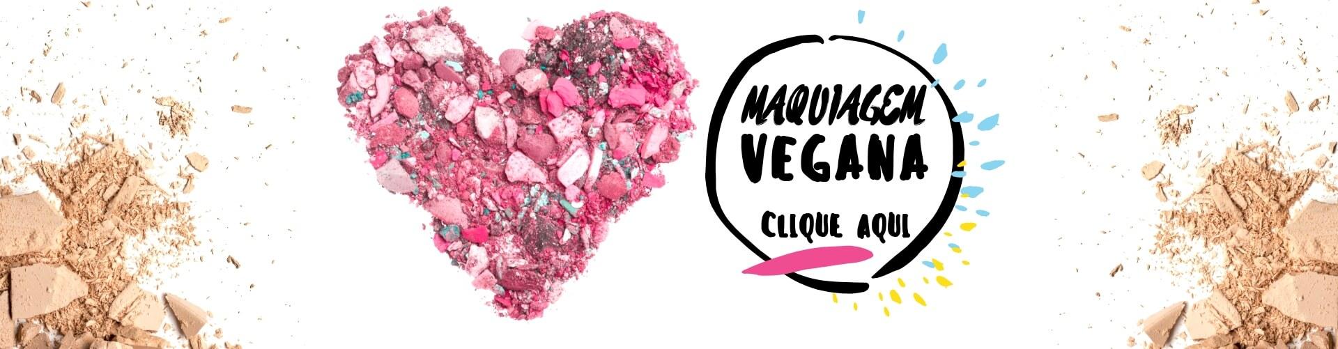 Maquiagens Veganas