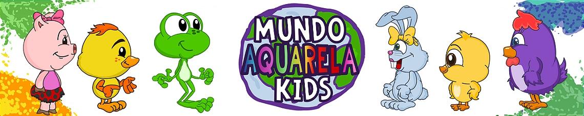 Banner Aquarelinhas