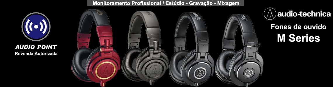 Audio Technica M-Series