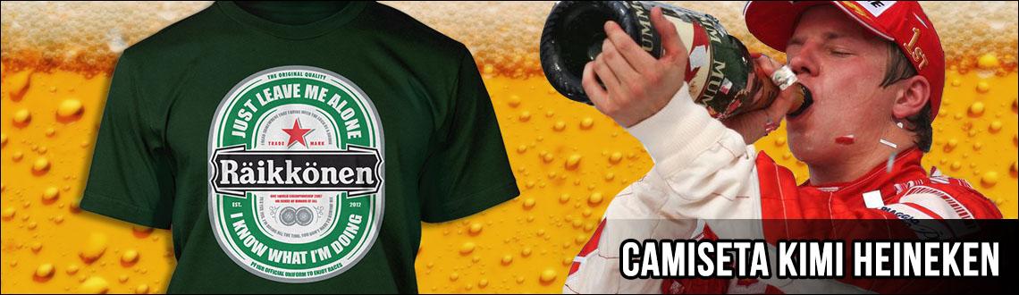 Kimi Heineken