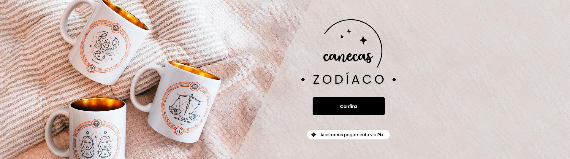Canecas Zodiaco