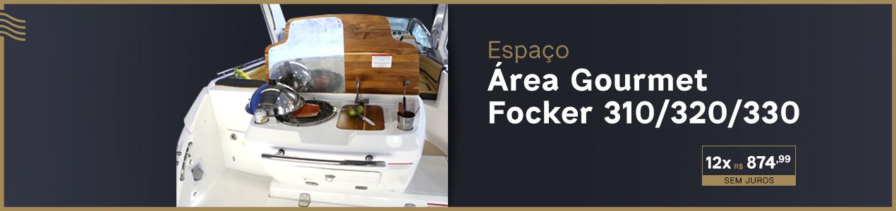 Espaço Área Gourmet Focker 310-320-330