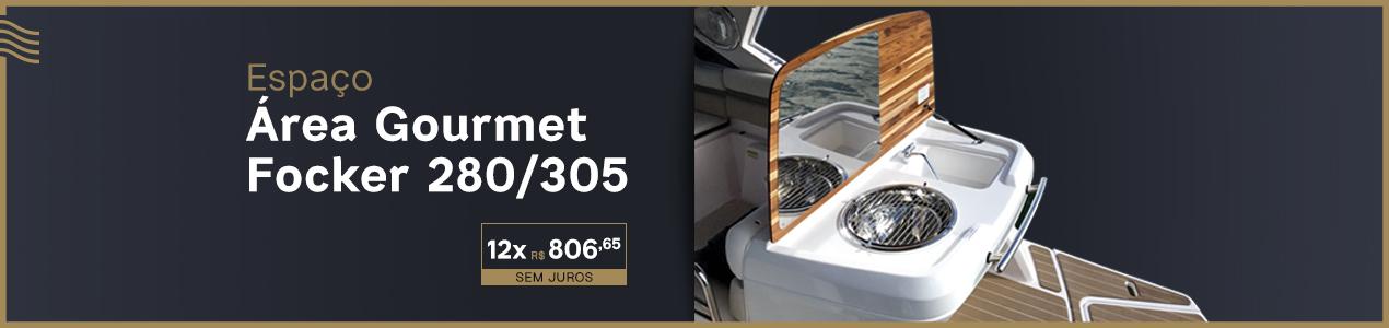 Espaço Área Gourmet Focker 280-305