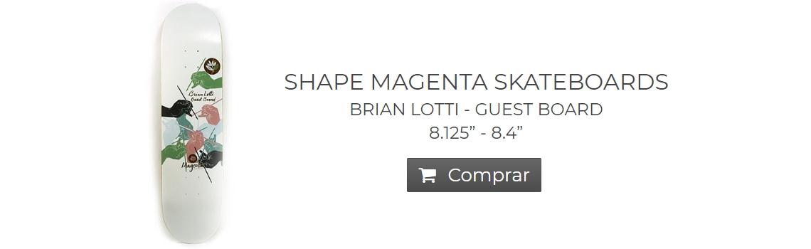 Magenta Brian Lotti