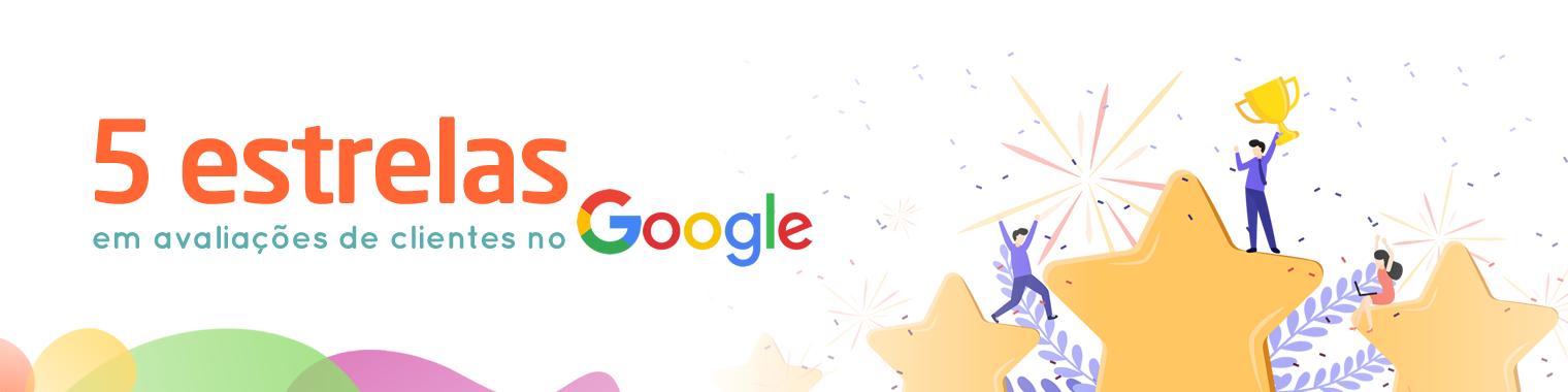 Avaliação Google 2