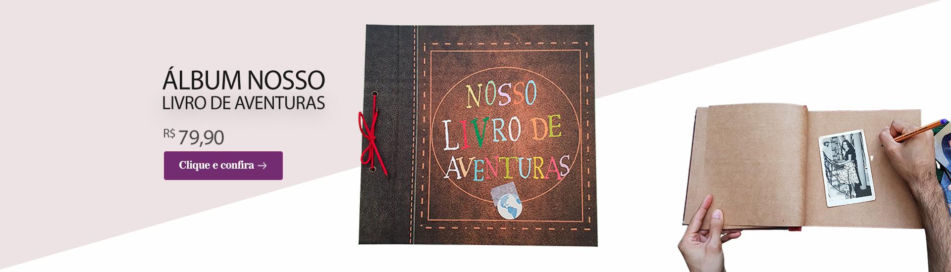 Nosso livro de aventuras