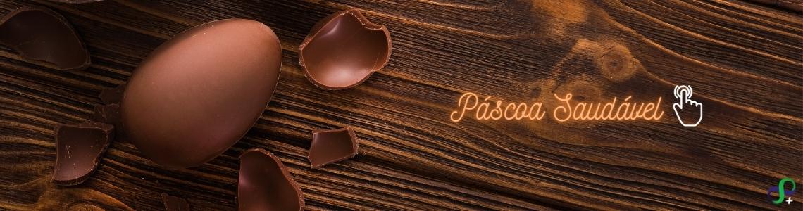 Chocolate saudável pascoa intense life