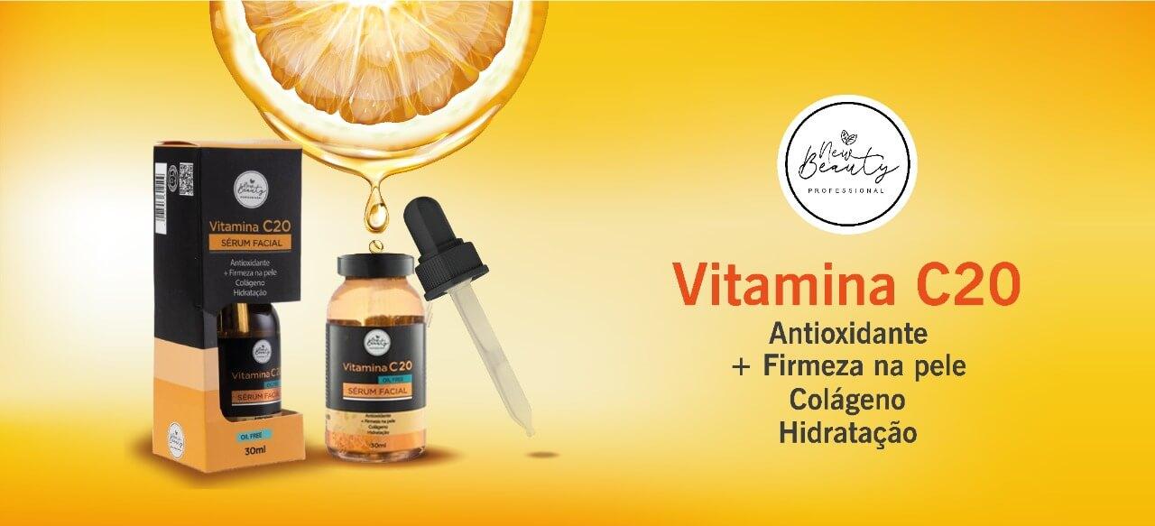 Sérum Vitamina C New Beauty