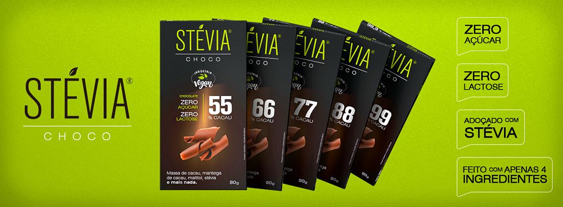 Banner Família Stévia